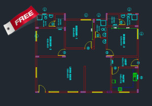 Small House Plan free Download