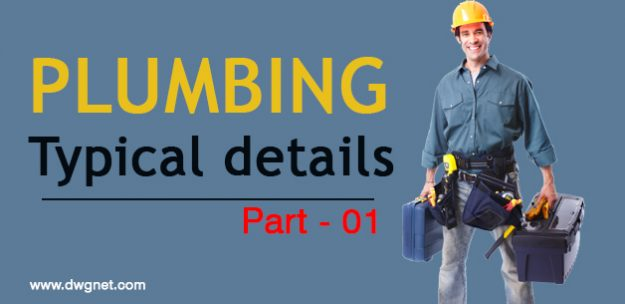 PLUMBING TYPICAL DETAILS part 01