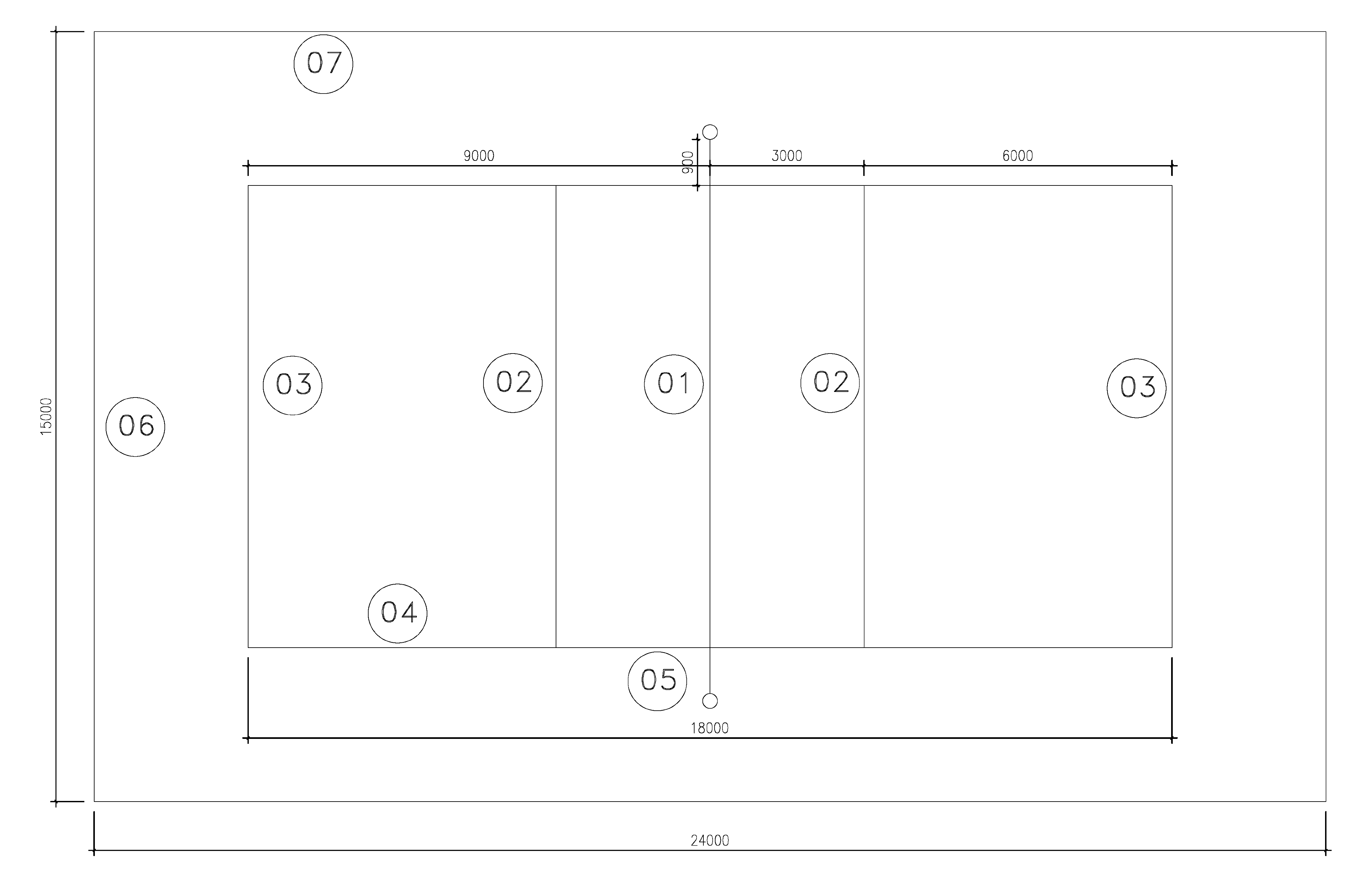 autocad how to make lines appear in layout