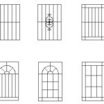 Window Grills Design for House Plan