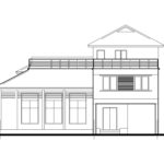 Double story low cost house plans