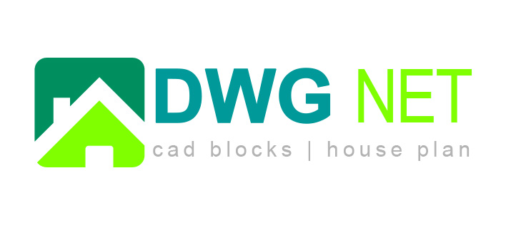 DWG NET | Cad Blocks and House Plans